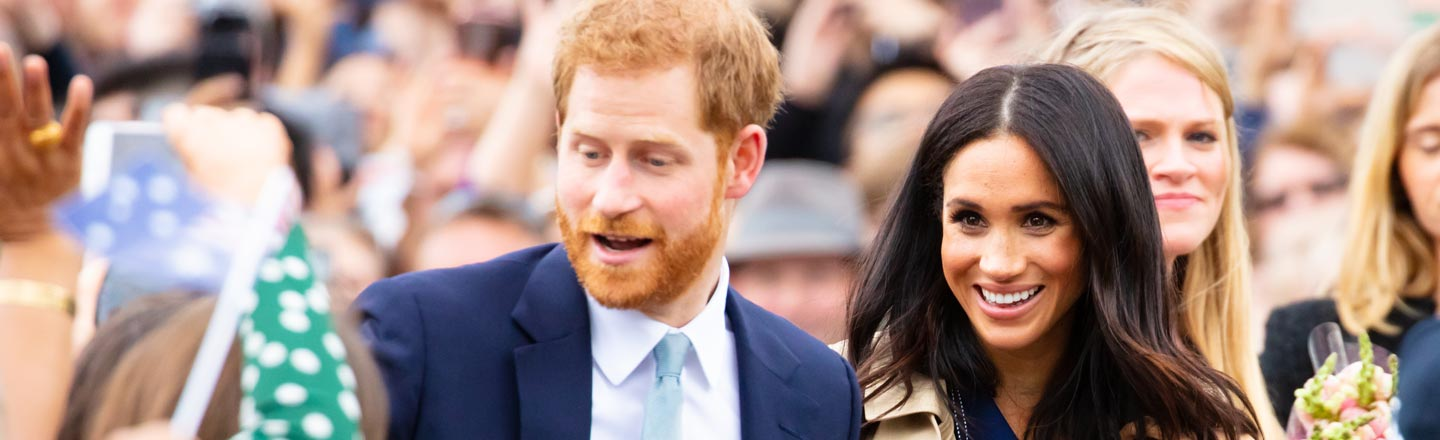 The Character Assassination of Meghan Markle by the Coward British Press