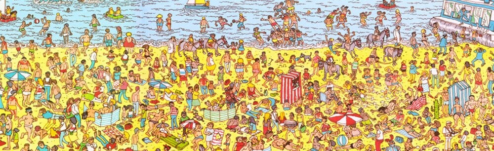 The Stupid Time 'Where's Waldo' Ended Up On Libraries 'Most Challenged Books' List