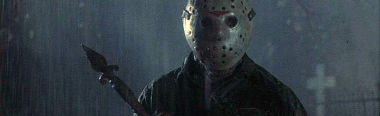 Please, Hollywood, Let Stephen King Write His 'Friday The 13th' Fanfic