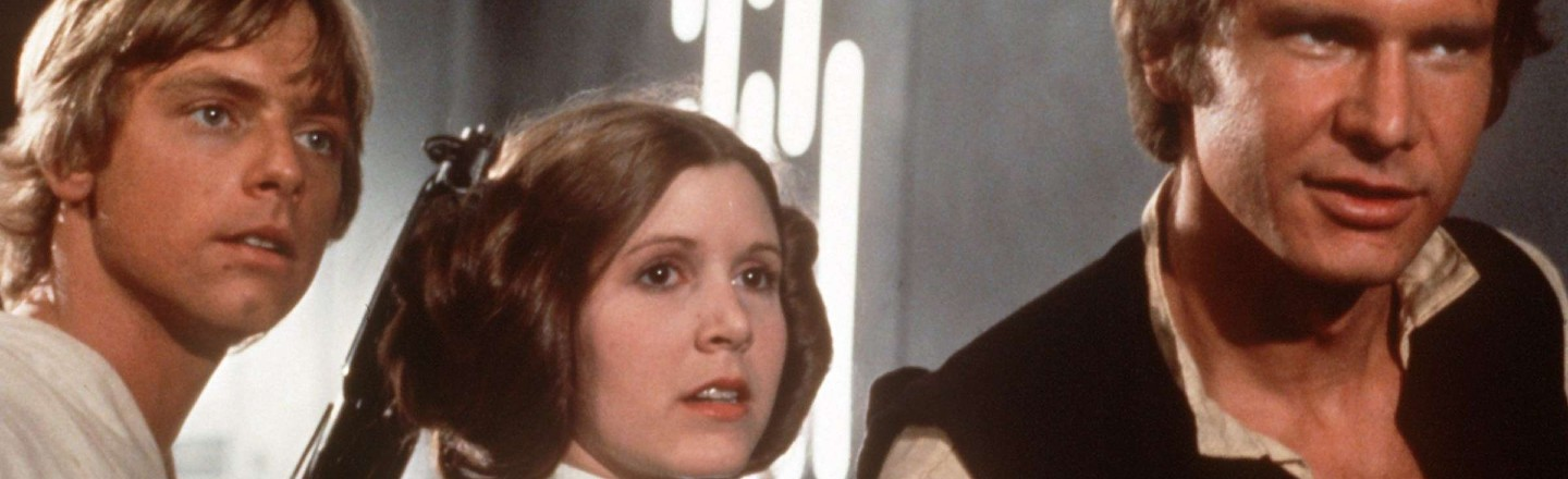 Every 'Star Wars' Character Has A Mental Illness, According to Scientists