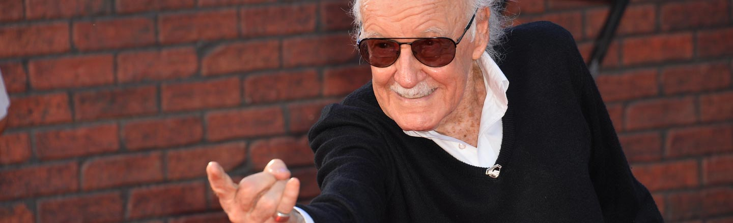 A Stan Lee Biopic Would Pretty Much Rip Every Norm Of The Genre To Shreds