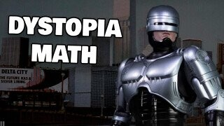 Crime In Movie Dystopias Is Actually Really Low (VIDEO)