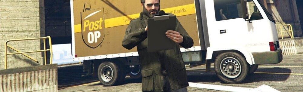 Gamers Are Enjoying A Regular, Explosion Free Life In ... 'Grand Theft Auto?'