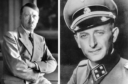 4 Forgotten Side Stories From World War II | Adolf Hitler and Adolf Eichmann