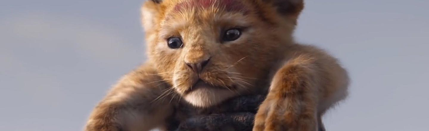 The 'Lion King' Secret Disney Doesn't Want You To Know