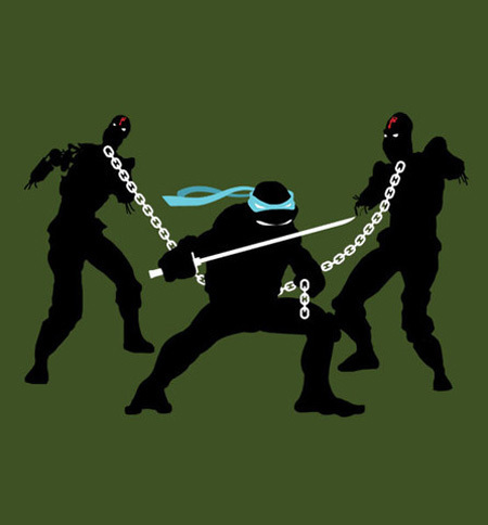 Our 4 Favorite Shirts for 'Ninja Turtles' & 'Star Wars' Fans