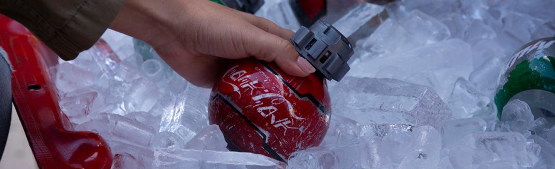 Maybe Selling Soda In A 'Star Wars' Grenade Was A Bad Idea