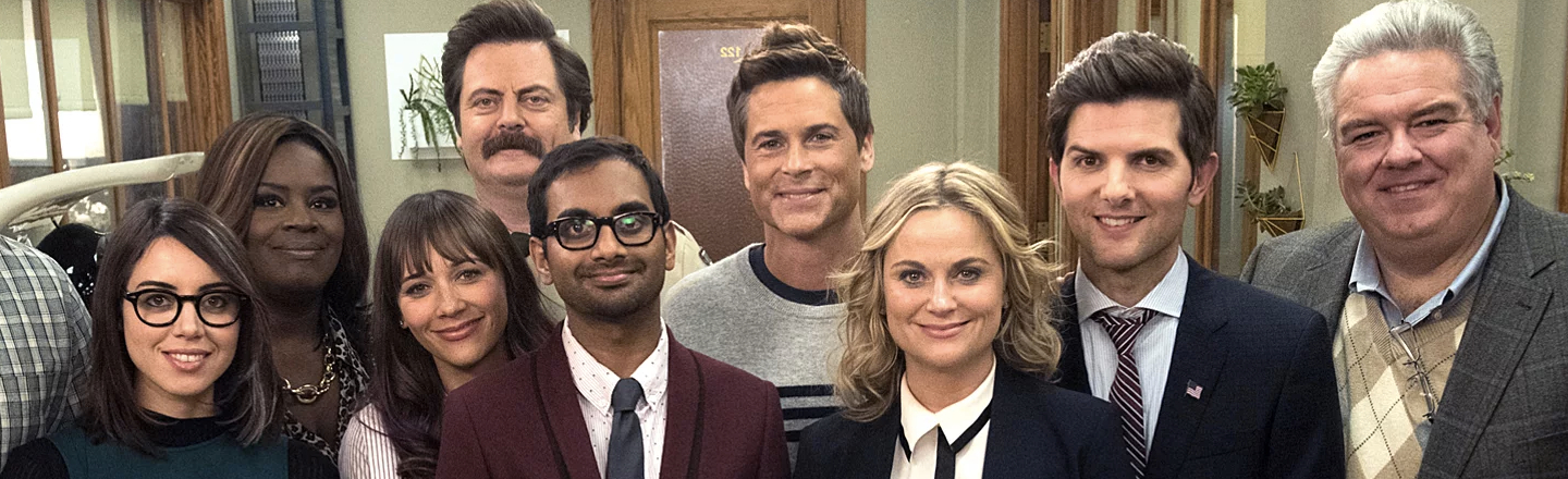 'Parks and Recreation' Is Comforting On A Whole New Level Now