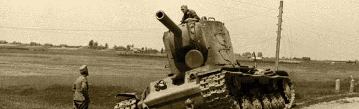 Soviet Russia Invented A Flying Tank (Seriously)