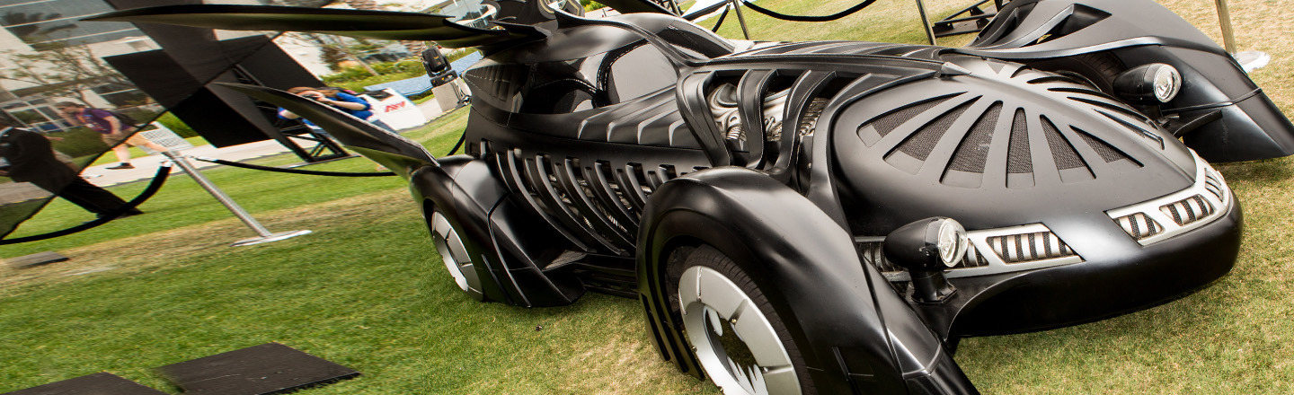 5 Real Vehicles That Only Fictional Superheroes Should Drive
