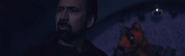 It's Nicolas Cage vs Chuck E. Cheese In 'Willy's Wonderland'