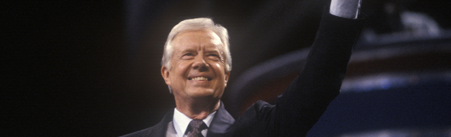 Jimmy Carter's Hemorrhoids Offer A Weird Historical Parallel To Trump's White House