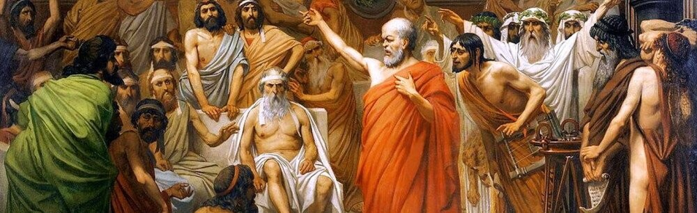 Inside The Bizarre Theory That Socrates Didn't Exist