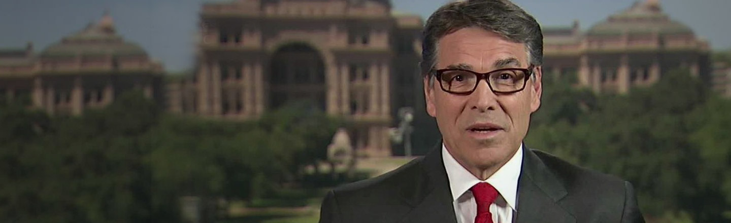 Rick Perry's Fossil Fuel Comments Are Dumber In Context