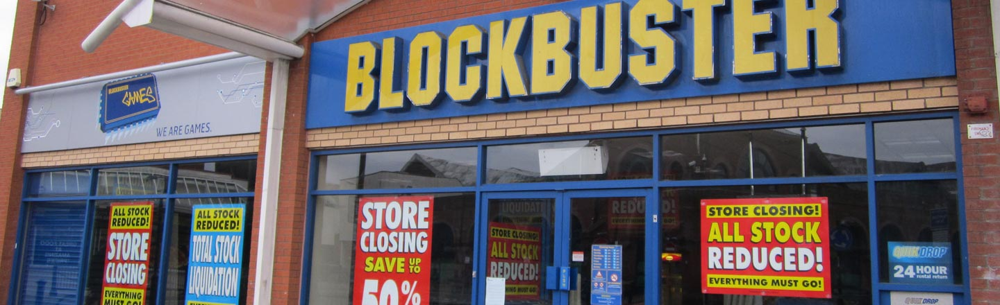 You Miss Video Stores (Even If You Won't Admit It)