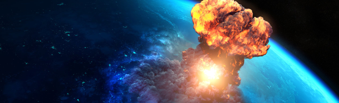 5 Facts About Nuclear Weapons That'll Keep You Awake Forever