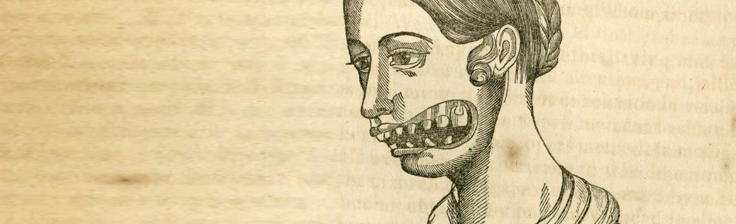 6 Nightmare Historical Diseases Humanity Forgot Are Possible