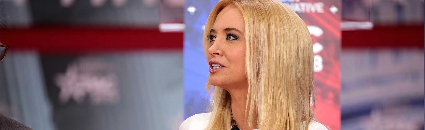 Kayleigh McEnany Proves We Don't Need A Press Secretary Anymore