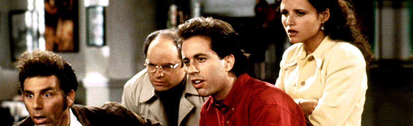 Who Is The Actual Worst Person On 'Seinfeld?'