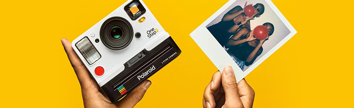 Make Your Selfies Totally Retro With These 6 Camera Buys