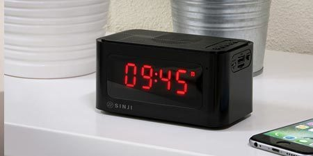 Up And At 'Em: Get Back To Work With These 5 Alarm Clocks