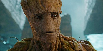 5 Strange Ways Actors Landed Iconic Roles | Groot from Guardians of the Galaxy