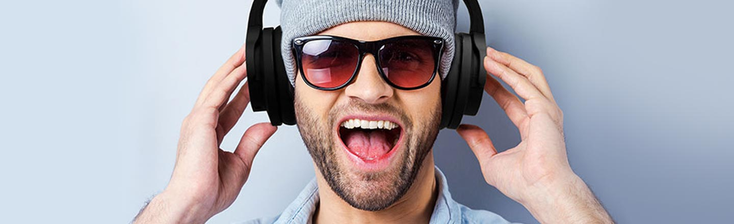 These 10 Headphones Will Let You Plug Your Ears With Sound
