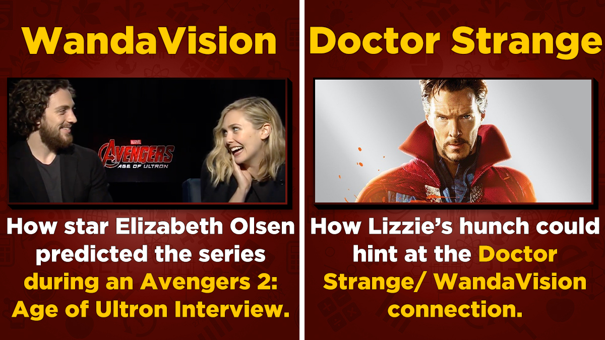 'WandaVision': Elizabeth Olsen Called The Show 6 Years Ago