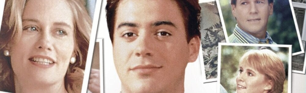 Robert Downey Jr.'s Forgotten Weird And Gross Ghost Comedy
