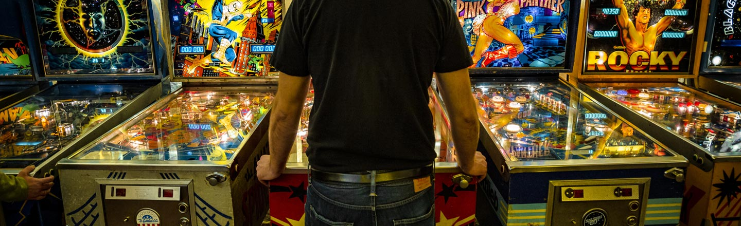Back In The Day, Pinball Was The Most Dangerous Game In America