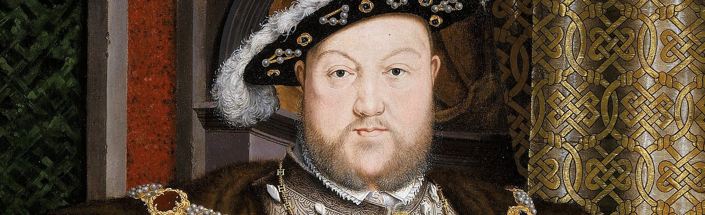 Football-Style Concussions Turned Henry VIII Into A Wife-Chopping Tyrant