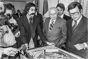 Back In The Day, Pinball Was Most Criminal Game In America - Roger Sharpe legalizing pinball in New York City