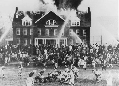 7 Old Pictures That Prove Sports Used To Be Insane