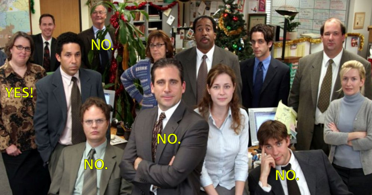 Phyllis Should Have Been 'The Office' Manager