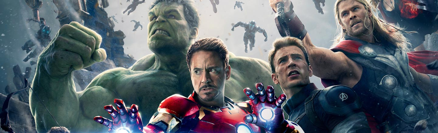 Hollywood Was Making Movies Avengers-Style 75 Years Ago