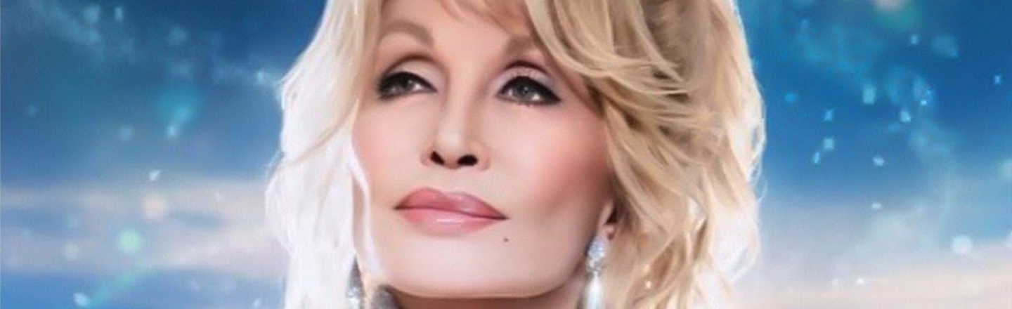 Dolly Parton Saved A Child's Life While Filming Her New Christmas Movie