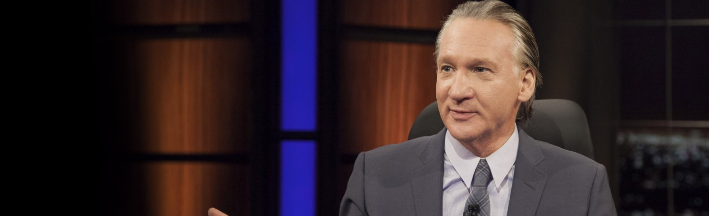 Let's Shine Some Light On The Awfulness That Is Bill Maher