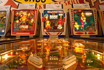 Back In The Day, Pinball Was Most Criminal Game In America