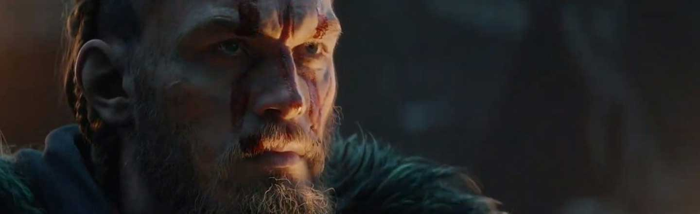 A Stealthy Viking Is So Crazy That It Just Might Make 'Assassin's Creed' Awesome Again