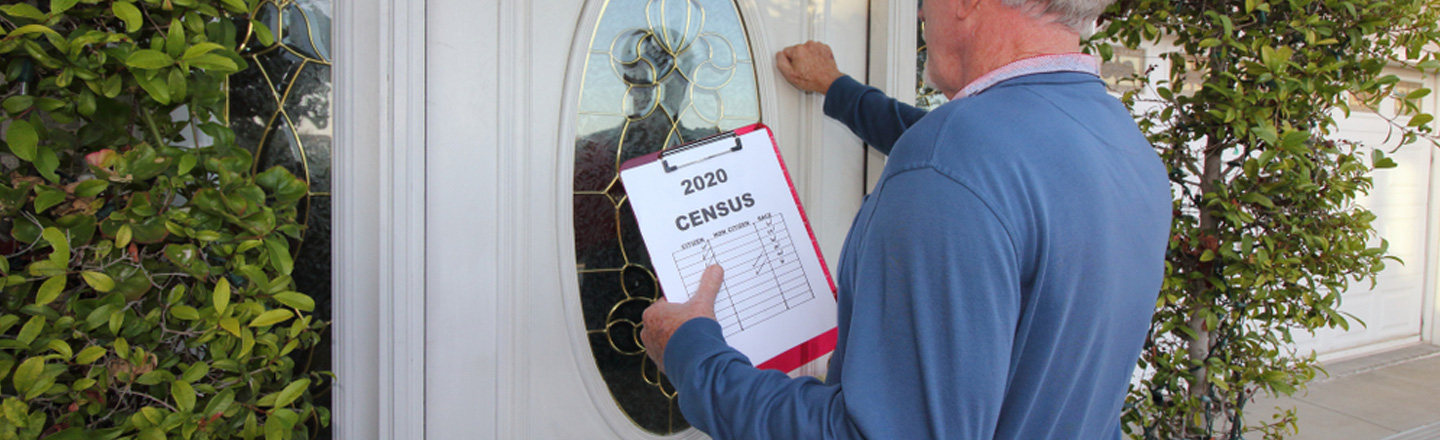 It's Not Just The Mail; The Census Seems To Be Getting Buried Too