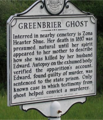 6 Ghosts Who Solved Their Own Murders