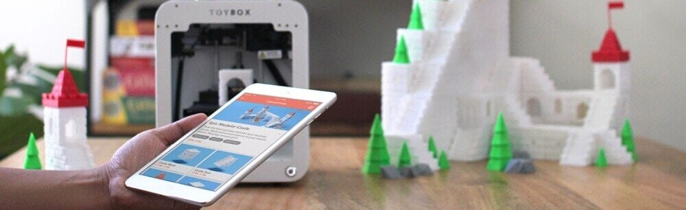 Print Your Own Characters With This 3-D Printer