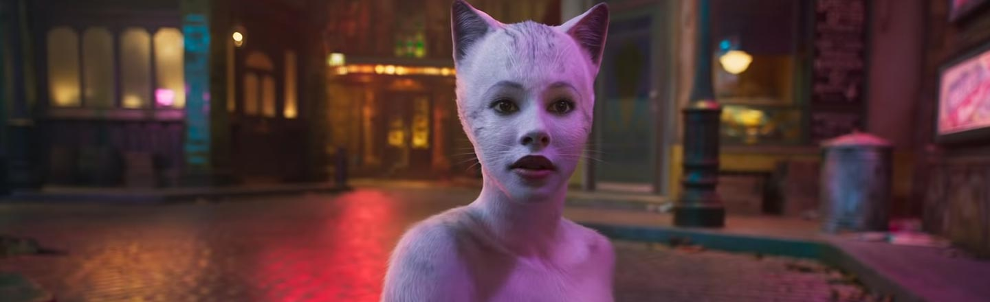We're Pretty Sure The New 'Cats' Movie Is A War Crime