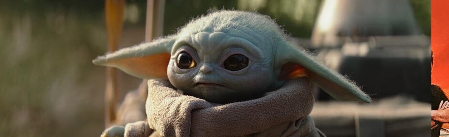 Werner Herzog Talking About Baby Yoda is Pure Poetry