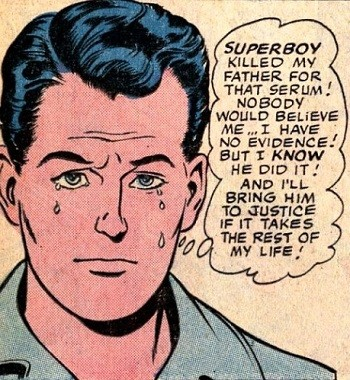 8 Famous Superhero Memes That Are Even Dumber In Context  Batman realizing Superboy killed his father