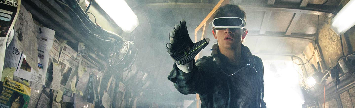 What 'Ready Player One' Tells Us About Toxic Fandom