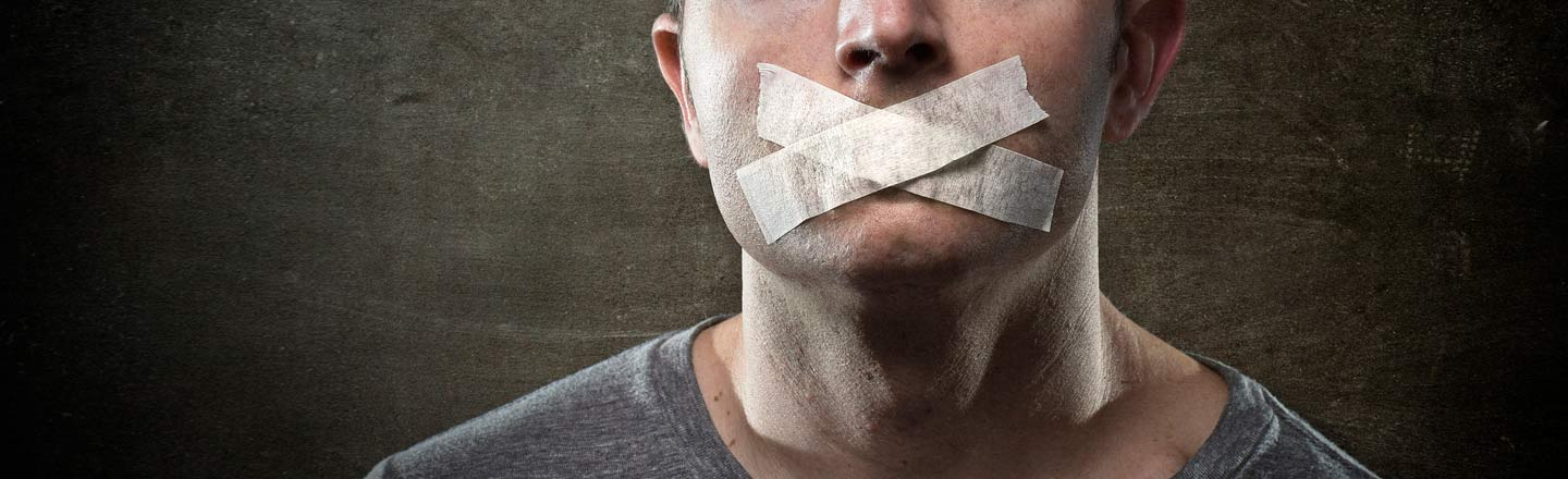 What Free Speech Doesn't Give You The Right To Say
