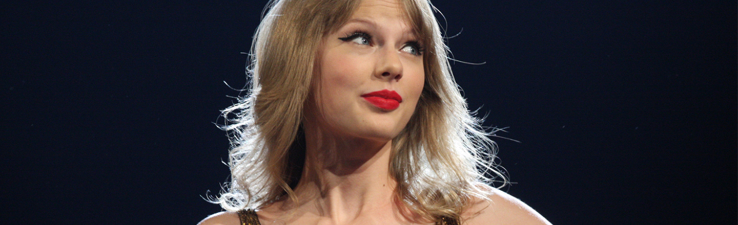 Don't Listen To The New Taylor Swift Album (No, Not For The Usual Reason)