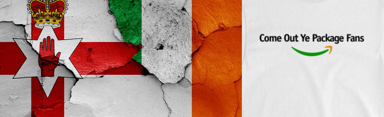 Amazon Accidentally Reunites Ireland