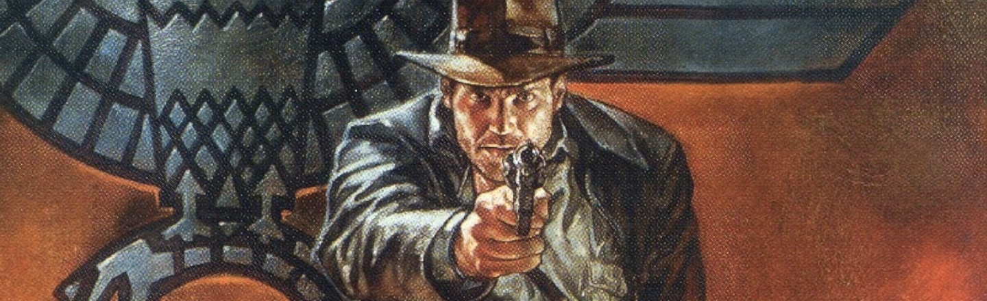 The Best 'Indiana Jones' Video Game (That Never Got Made)